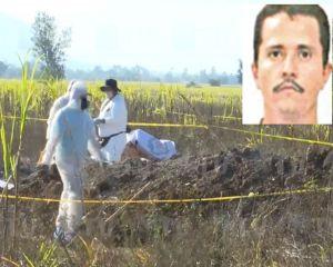 """El cementerio clandestino que dejaron """"El Mencho"""" y el CJNG en Nayarit"""