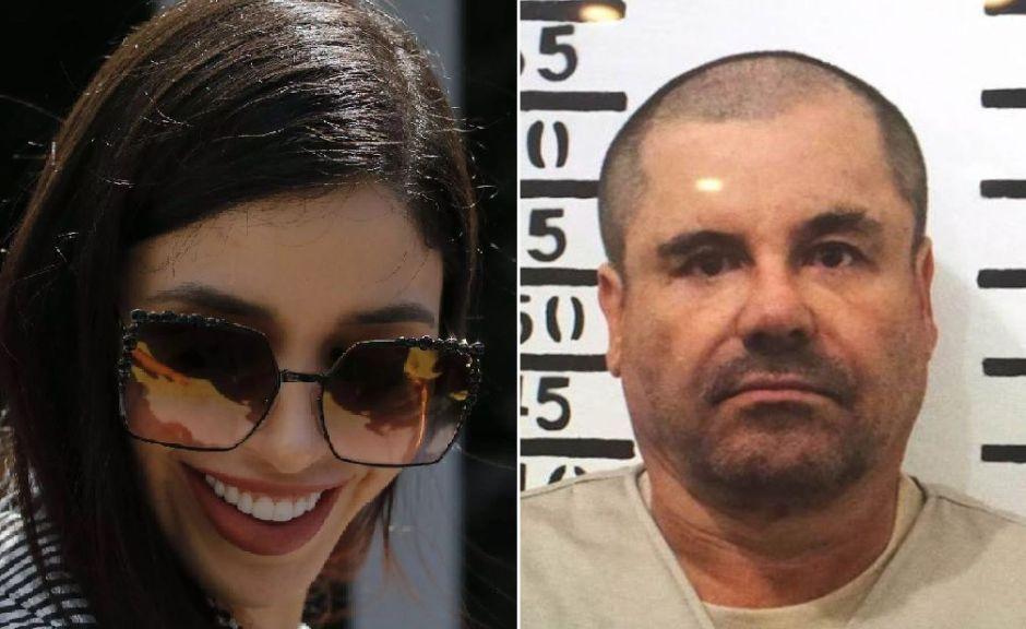 Emma Coronel regresa a Instagram, presume dieta mientras El Chapo Guzmán apenas come