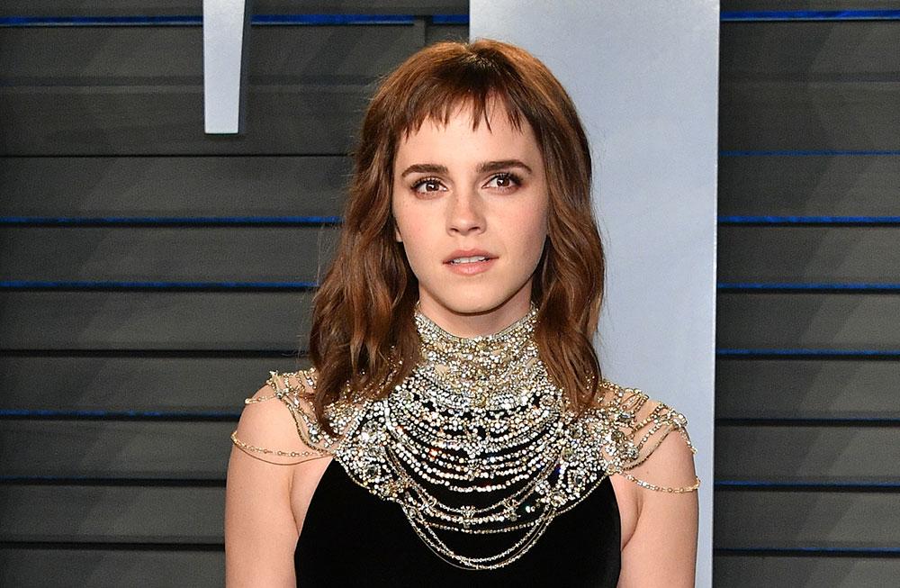 Emma Watson confiesa que ella es 'su propia pareja'