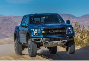 Ford F-150 2019: capacidad y estilo incluso en las tareas más pesadas