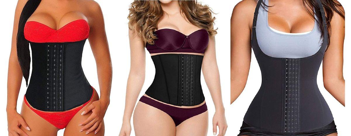 Las 7 mejores fajas tipo corset para tener una cintura de avispa