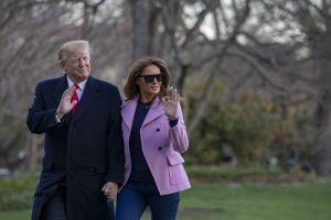 """Melania Trump envía mensaje a quienes creían que estaba """"fastidiada"""" de ser Primera Dama"""