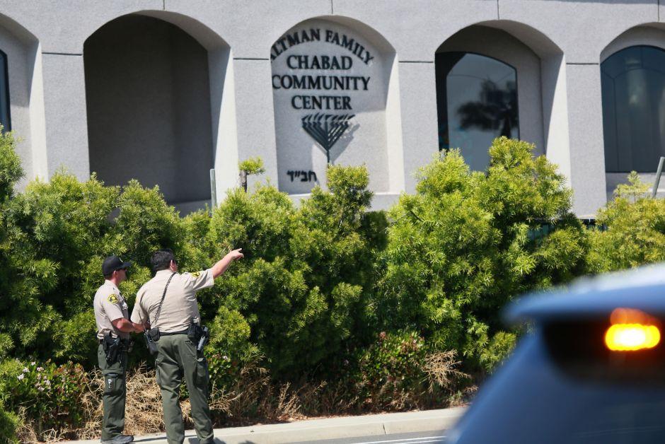 El pistolero que atacó una sinagoga en California se declara no culpable