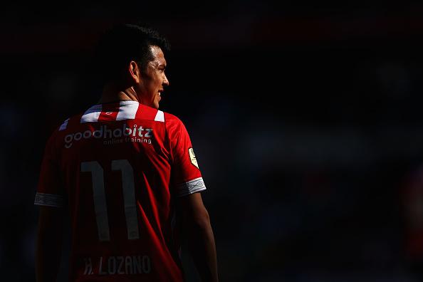 "Revelan diagnóstico por la lesión de Hirving ""Chucky"" Lozano"