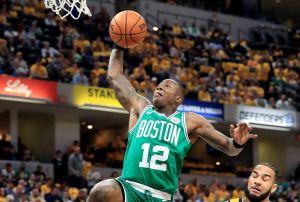 Celtics barre a Indiana y avanza a las semifinales del este en la NBA