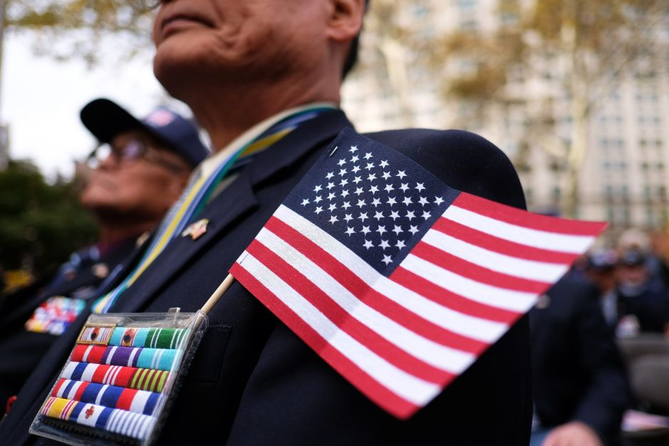 Veteranos y discapacidades: nuevas estadísticas