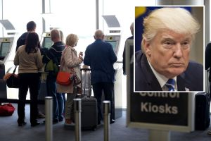 Trump prohibiría entrada a EEUU a ciudadanos de países con más inmigrantes con visas vencidas