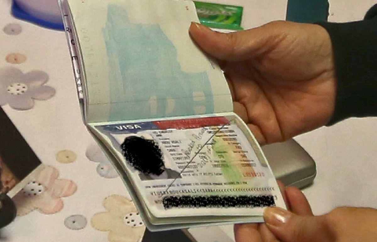 Las visas vencidas pueden ser de viajero o permisos estudiantiles o de trabajo.
