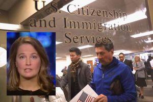 Trump considera a ex directora de grupo antiinmigrante como nuevo director de USCIS