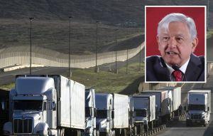 La advertencia de México si Trump cierra la frontera