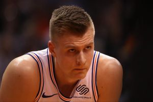 Kristaps Porzingis acusado de violación en Nueva York y los Knicks se desmarcan
