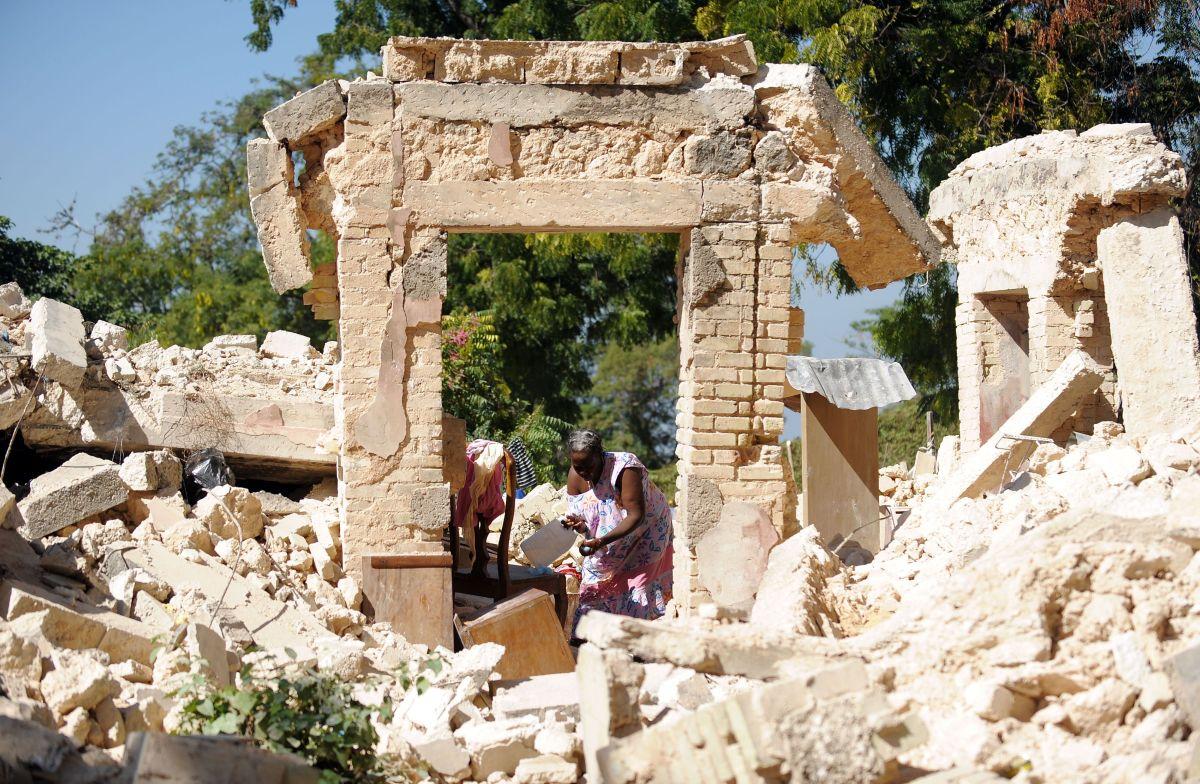 Haití merece atención no sólo en la época desastres naturales.
