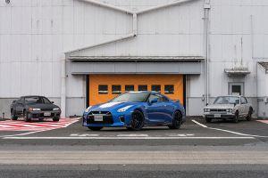 Mira este Nissan GT-R de 1,400 hp llegar a las 209 mph