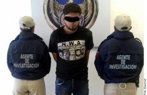 """Cae """"El Titi"""", uno de los líderes del cártel de Santa Rosa de Lima"""