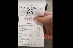 Vídeo: Falla en menús interactivos de McDonald's permite realizar pedidos gratis