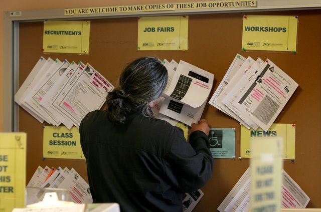 El desempleo se mantiene en el 3.8%./Archivo