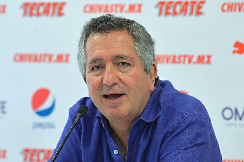 Jorge Vergara lanza un comunicado y nombra nuevo presidente en Chivas