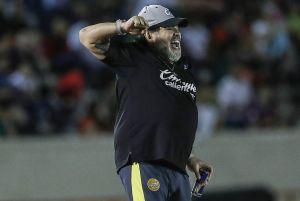 Maradona y sus Dorados avanzan a semifinales del Ascenso MX
