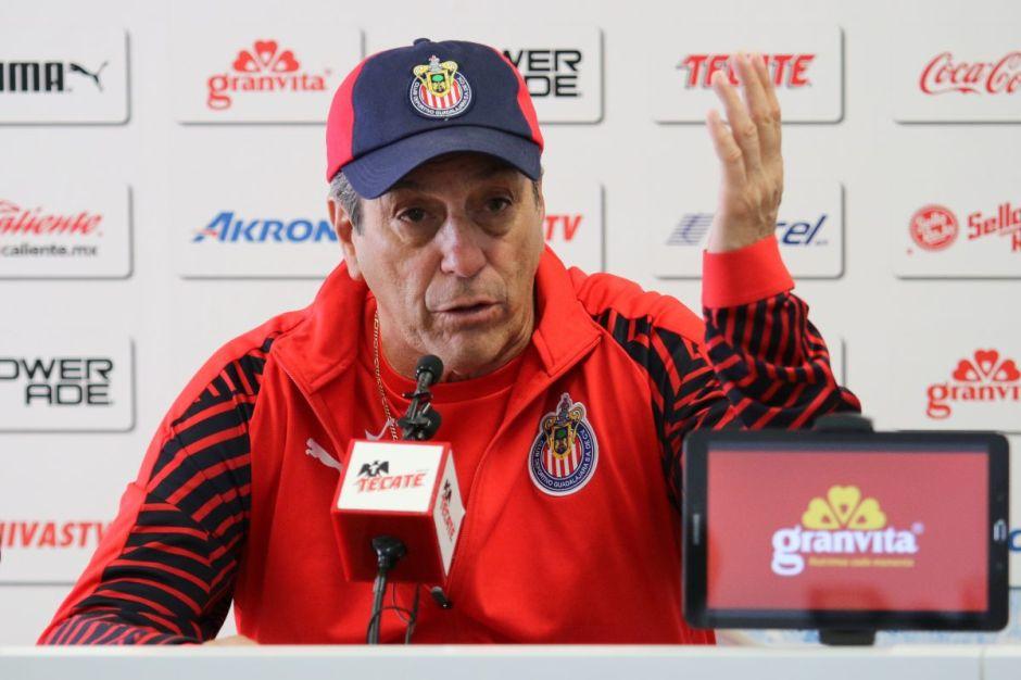 Tomás Boy promete que ni León, ni Tigres van a humillar a Chivas