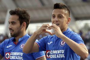Cruz Azul golea a Lobos BUAP y se mete a la Liguilla del fútbol mexicano