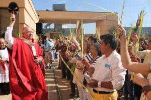 Inicia la 'Semana Santa de amor y salvación' en el mundo católico