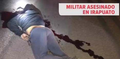El militar asesinado que investigaba a los carteles Jalisco Nueva Generación y Santa Rosa de Lima