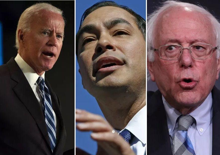 ¡Y el candidato favorito de los hispanos para la elección en 2020 es…!