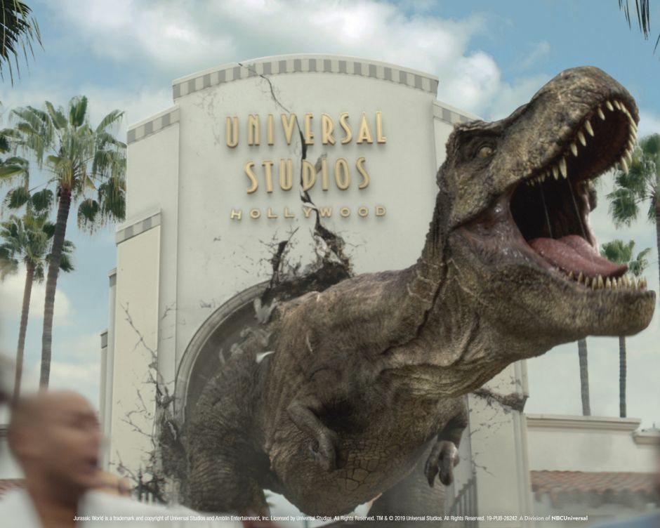 Video: Universal Studios abrirá una nueva atracción inspirada en Jurassic World