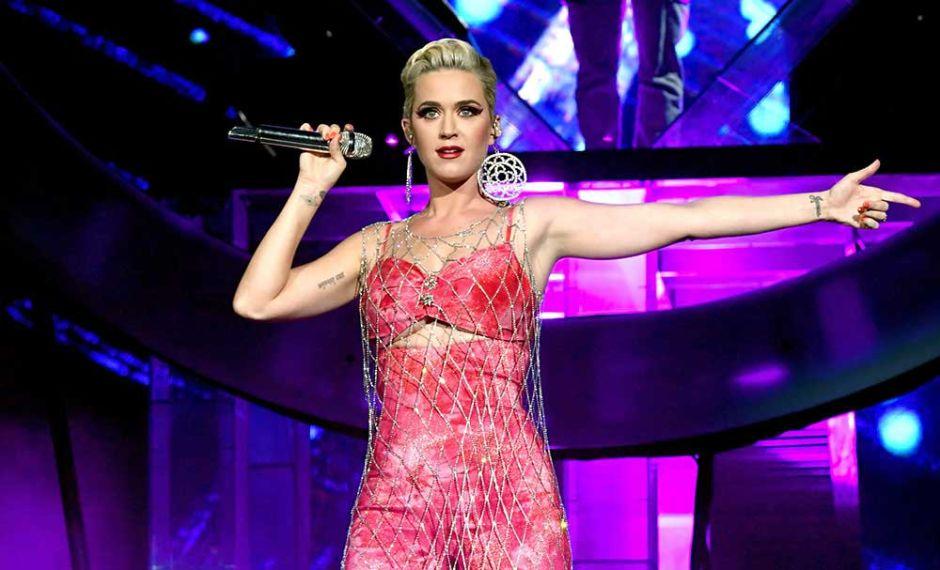 Así se ve Katy Perry disfrazada de Úrsula, la villana de La Sirenita
