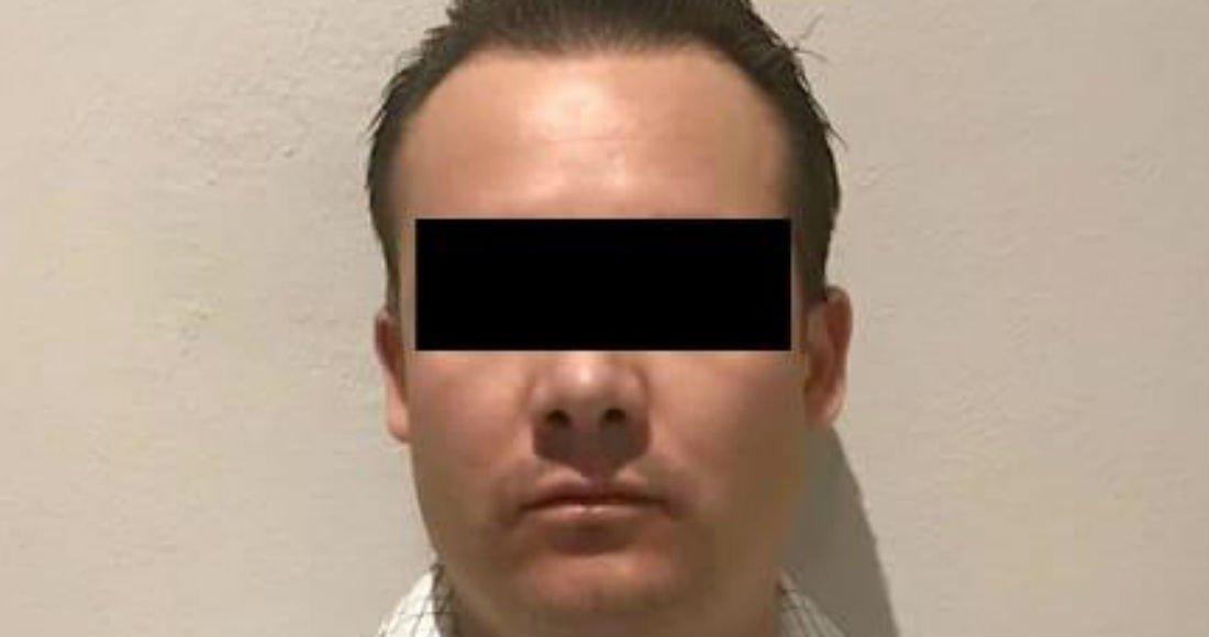 """Cae José R. Stolberg """"La Barbie"""" jefe del cártel de los """"Zetas vieja escuela"""""""