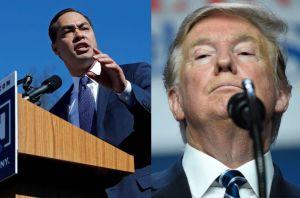 """El """"sensible"""" plan migratorio del latino que quiere sacar a Trump de la Casa Blanca en 2020"""