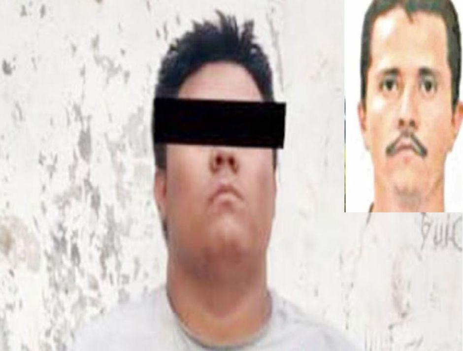 """Liberan a """"El Chofo"""" sicario del CJNG, a unas horas de su detención"""
