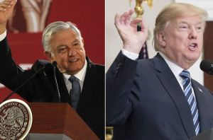 Trump ayuda a México a romper importante récord en Estados Unidos