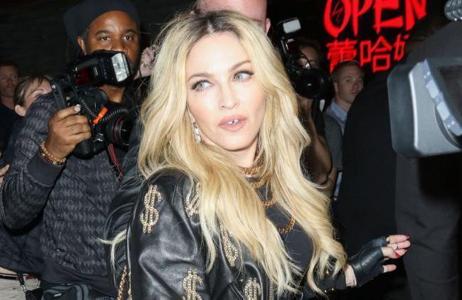 "Madonna se viste de novia para Maluma en ""Medellín"""