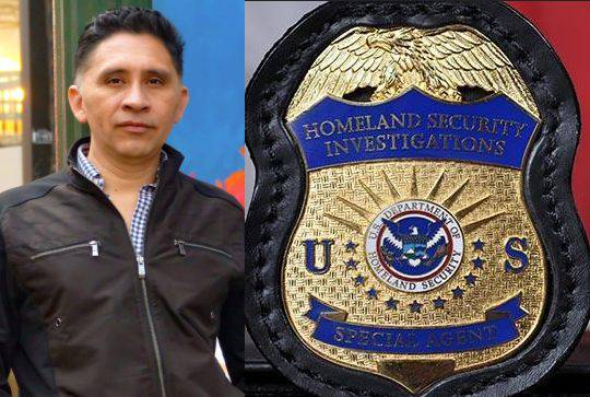"""Lleva más de un año detenido """"injustamente"""" por ICE mientras hacía su trabajo"""