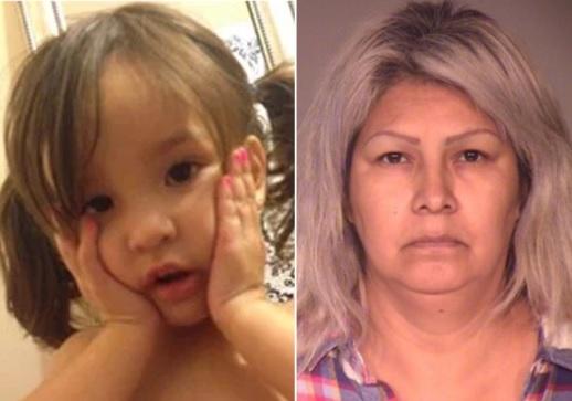 Abuela sentenciada a 180 días de prisión por encubrir el asesinato de su nieta