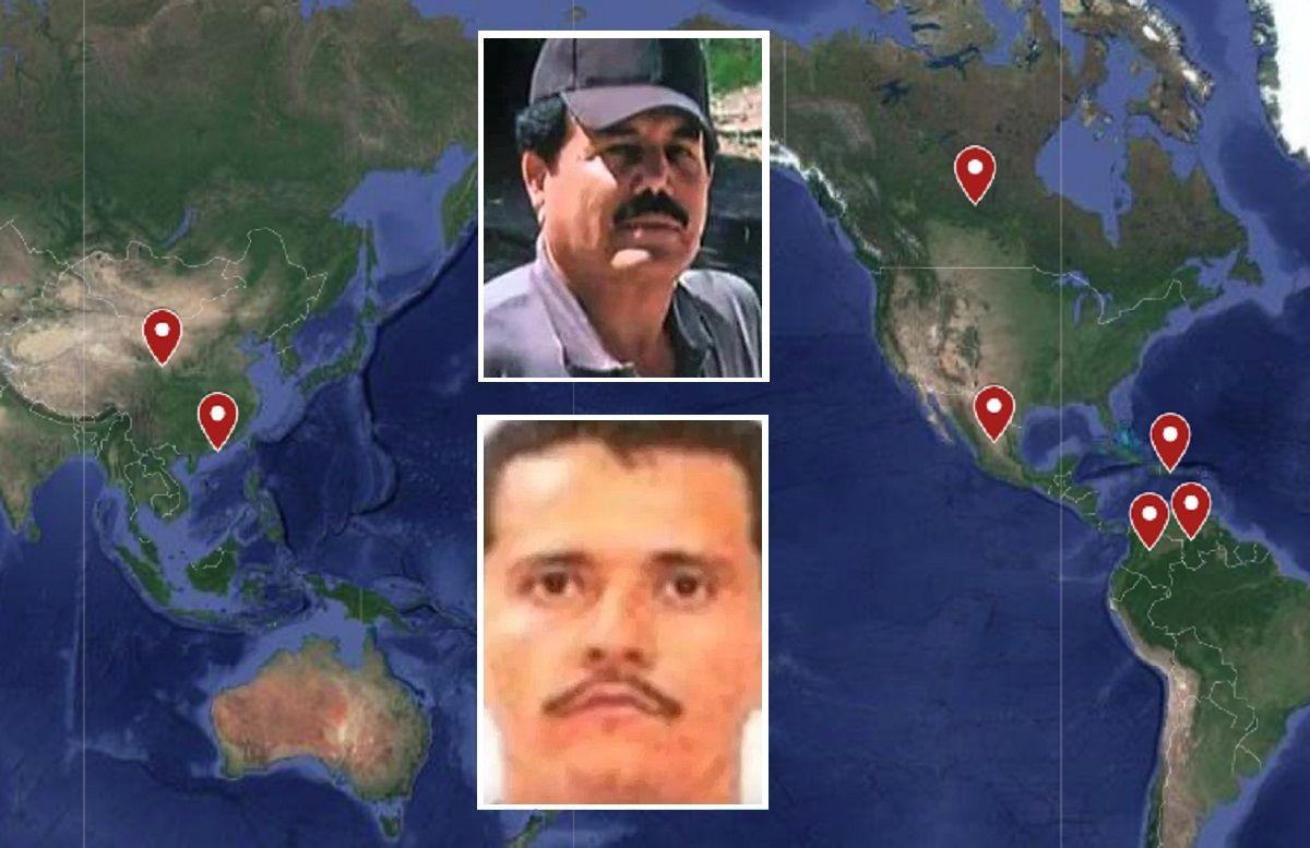 El Mencho del CJNG y el Mayo Zambada del Cártel de Sinaloa comparten el mismo mal