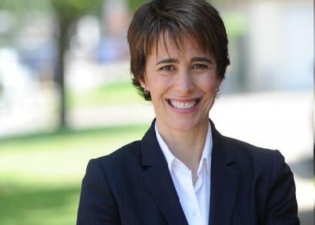 Concejala electa por el Distrito 33 Rossana Rodríguez Sánchez desbancó a la concejala Deb Mell después de seis años en el cargo.