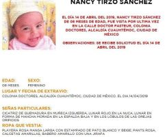 Roban a bebé afuera de hospital en Ciudad de México, se solicita ayuda para encontrar a la delincuente