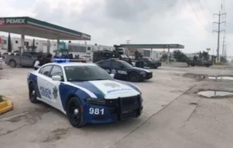 Enfrentamiento en Reynosa, Tamaulipas