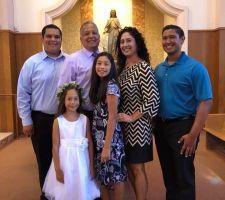 Dra. De La Rosa encontró la motivación en su familia y la guía en el colegio