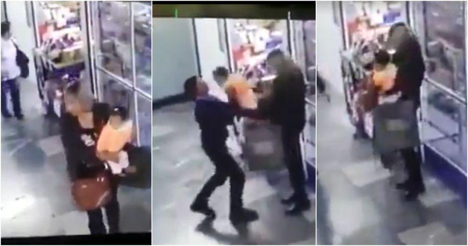 Recuperan a la bebé robada en un hospital de la Ciudad de México