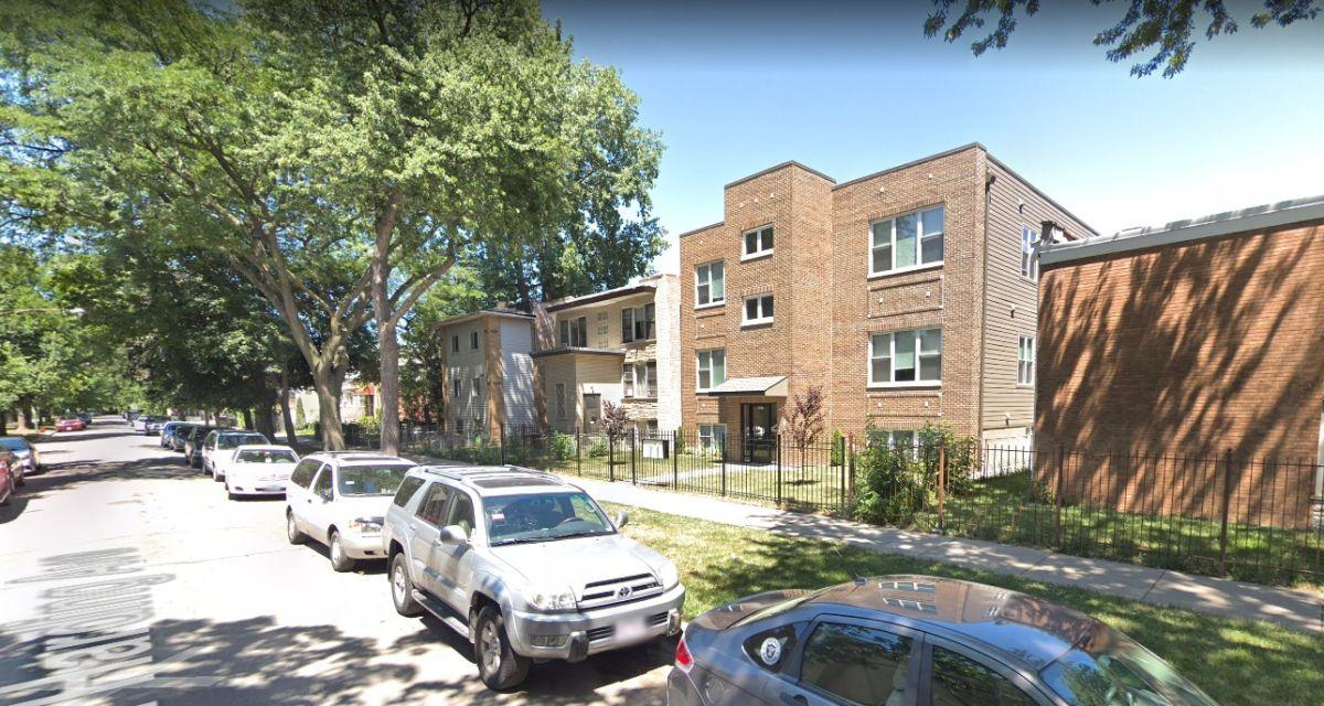 La cuadra 4900 N. Harding es uno de las áreas donde se ha registrado un robo residencial.