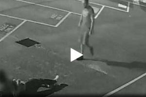 Turista de EEUU es atacado brutalmente hasta quedar inconsciente