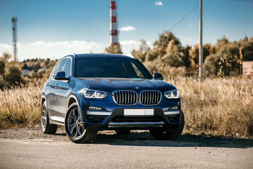 El BMW X3 fue el auto que BMW más vendió en septiembre, 5,943 unidades