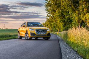 Descubre el interior y potencia del Audi Q2