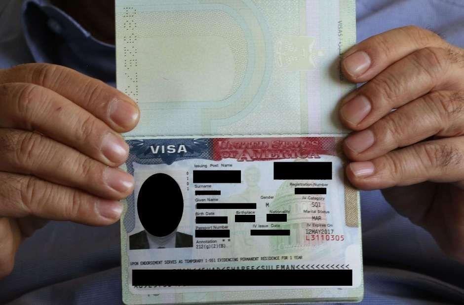 El Gobierno busca reducir el número de personas que dejan vencer su visa en EEUU.