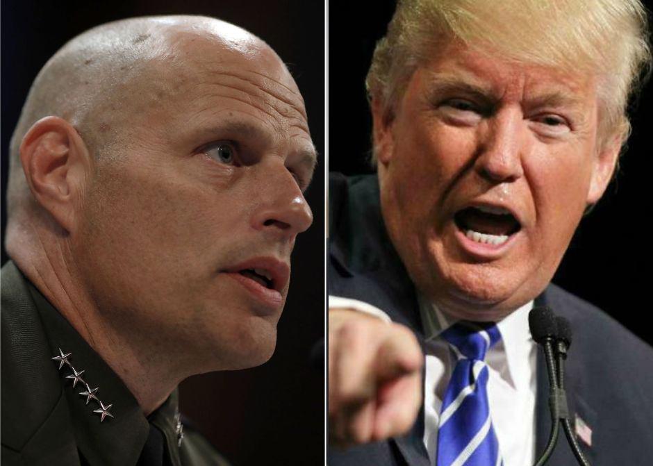 """Trump se arrepiente del nuevo director de ICE por no ser """"duro y agresivo"""" como su gobierno"""