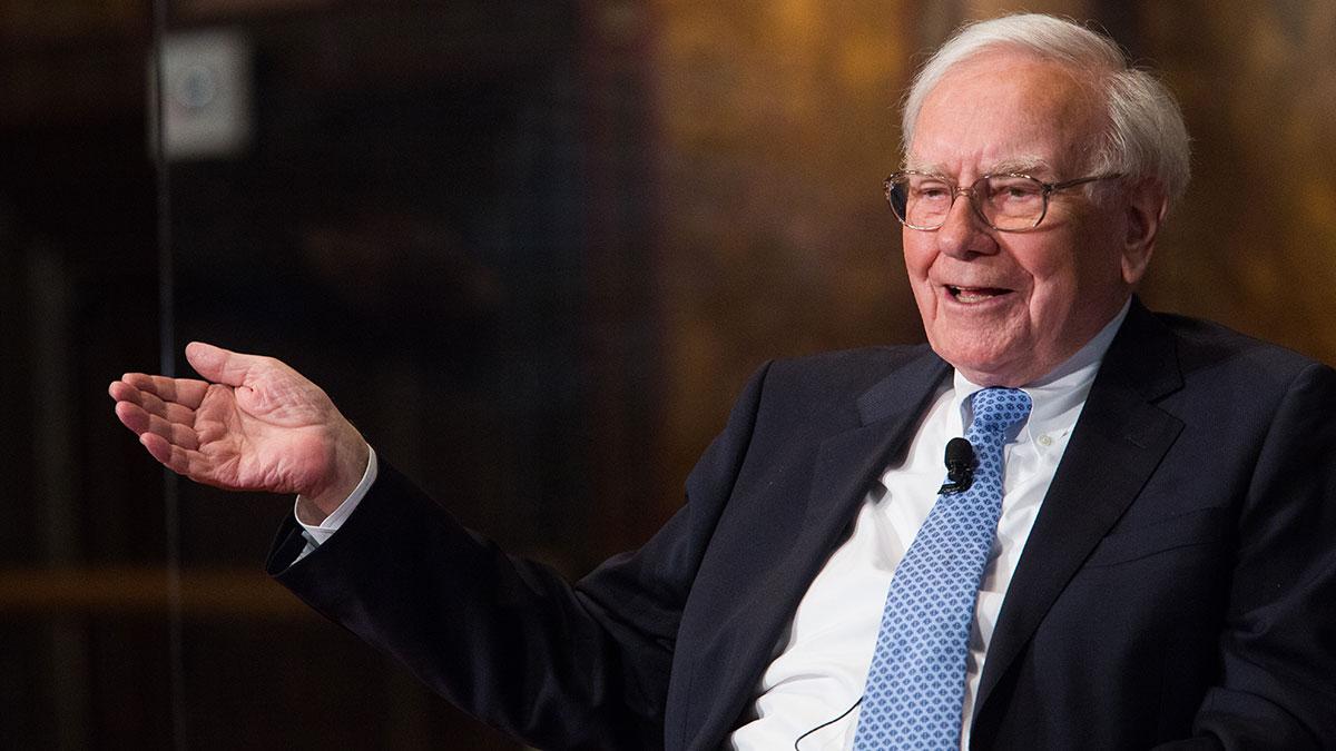 Así es como puedes ganar un almuerzo con el tercer hombre más rico del mundo