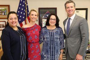 La inversión federal de EE UU a El Salvador debe seguir, Wendy Carrillo